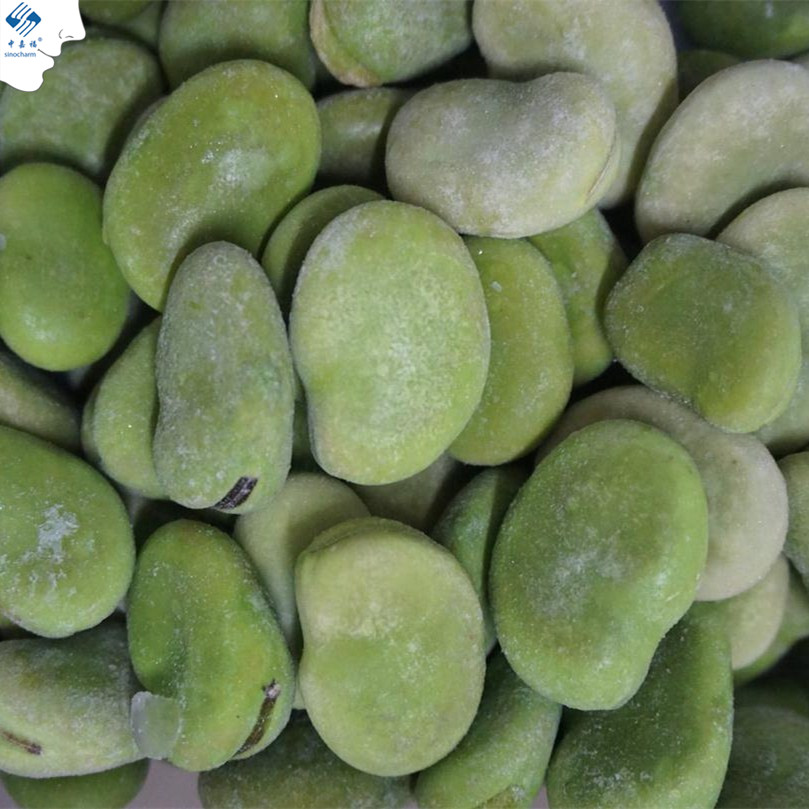 Offer New Crop Chinese Frozen Green Broad Bean