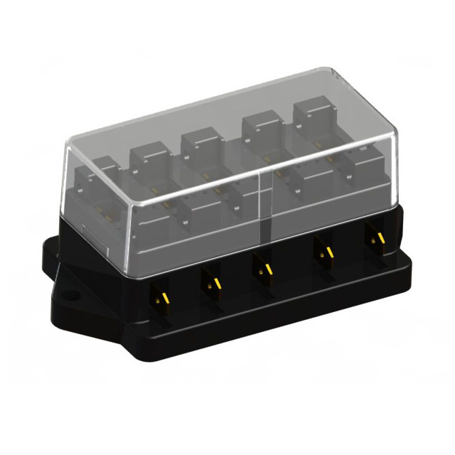Automotive Fuse Box 5 Way Fuse Block Tractor Fuse Box - Buy Automotive on