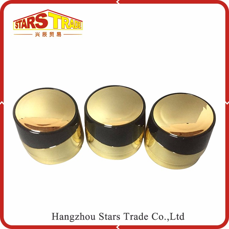 Alibaba Wholesale Excellent Quality spray paint aerosol cap with uv gold color