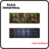 Durable ETFE film solar charger