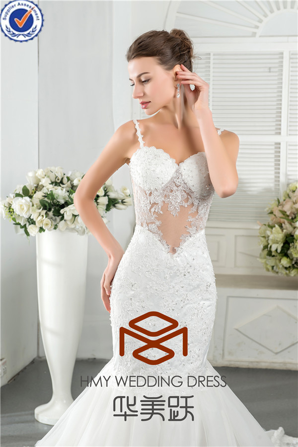 Awesome See Through Bodice Wedding Dress Gallery - Styles & Ideas ...