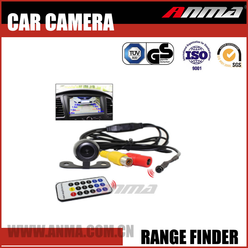car wireless reverse camera and parking sensor