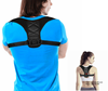 Hot sale Posture Corrector Brace and Clavicle Support Straightener for Upper Back Shoulder Forward Head Neck Aid