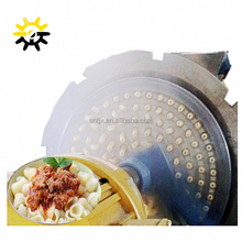 Automatische Rijst Pasta <span class=keywords><strong>Macaroni</strong></span> Making Machines/Industriële Korte Cut Rijst Pasta <span class=keywords><strong>Macaroni</strong></span> Elleboog Shell Machine Productie Plant