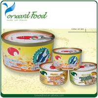 high quality Canned Tuna Yellowfin