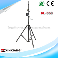 Professional lighting stand with winch XL-568