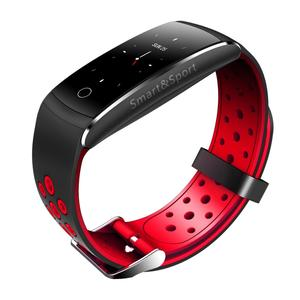 2018 Health Fitness Tracker Sport Smart Bracelet with CE ROHS Sleep Heart Rate Monitor Wristband For IOS Android
