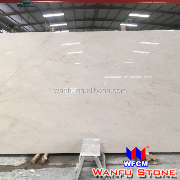 Cultured Impoted Top Polished Crystal Rose Marble Slab Size