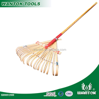 R160 Wantok Wood Handle Bamboo Rake