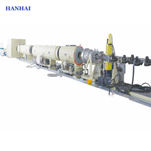 hdpe pipe machine/manufacturing machine/extrusion line