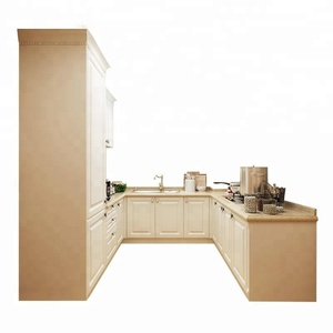 New Collection Ready To Assemble Kitchen Cabinets Made In China
