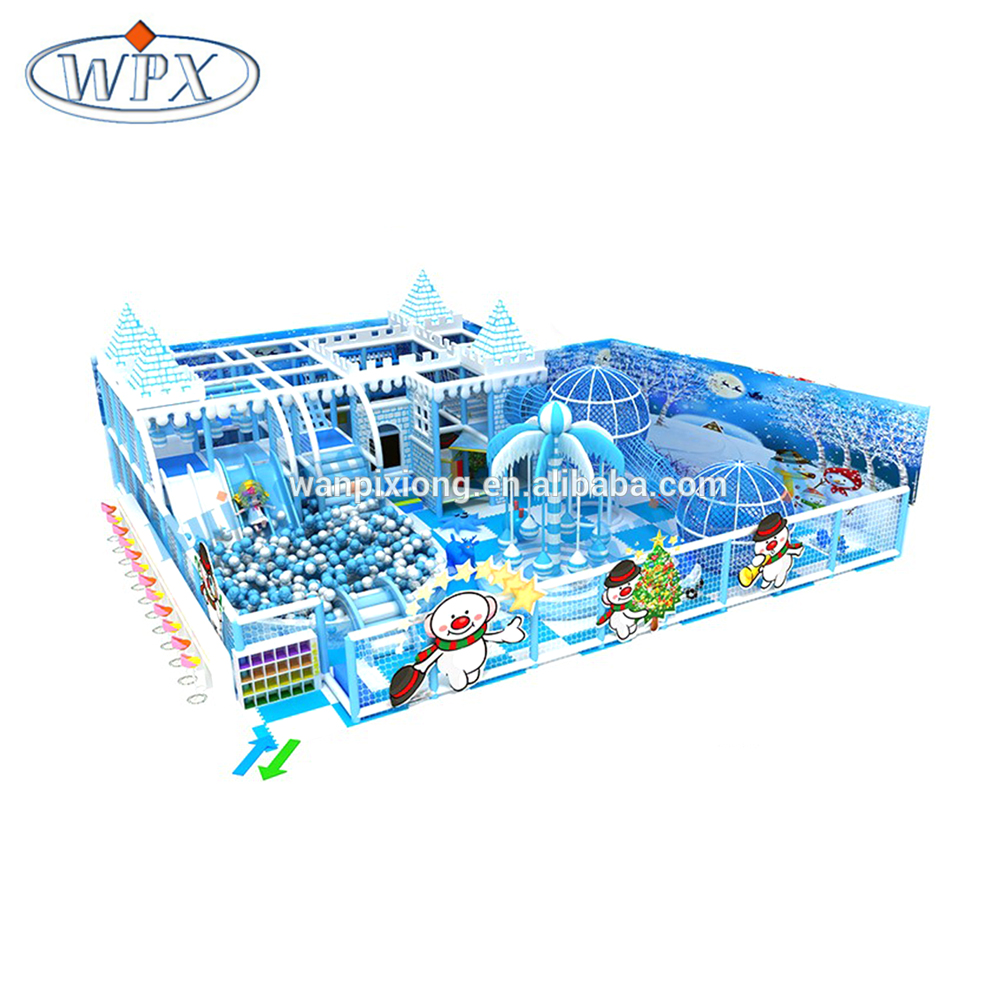 Best price big children commercial themed indoor playground indoor playgrounds equipments