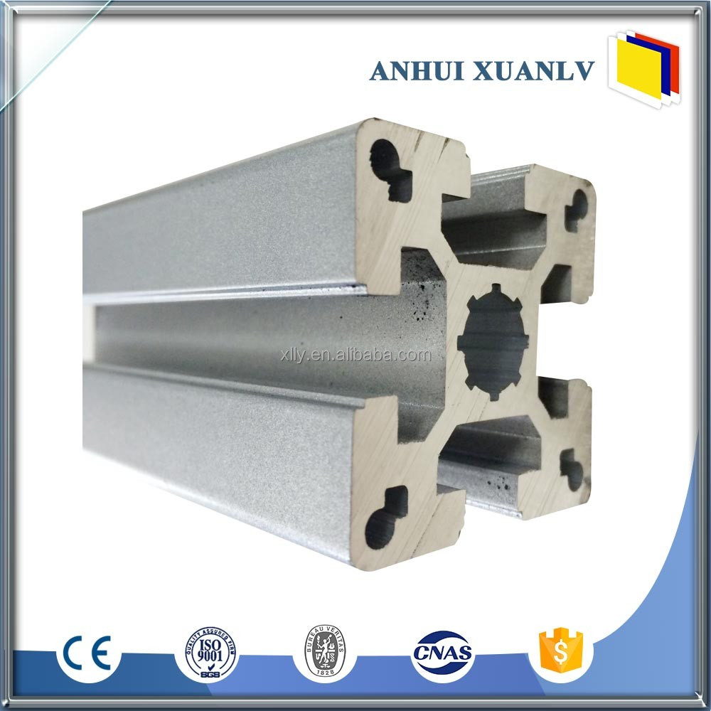 Anodized titanium anodized aluminum extrusion profile