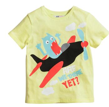 2ac19c4f5 1-4year Summer New Cartoon Children T-shirts Boys Kids T-shirt ...