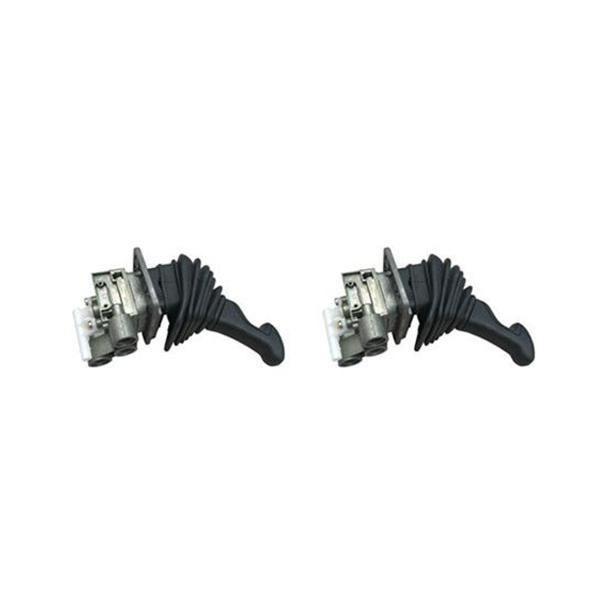 Factory supply aluminum tin alloy truck brake hand control valve