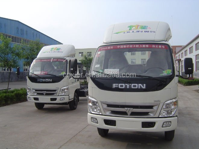 FOTON /JAC/T-KING/KAMA LIGHT TRUCK/MINI TRUCK