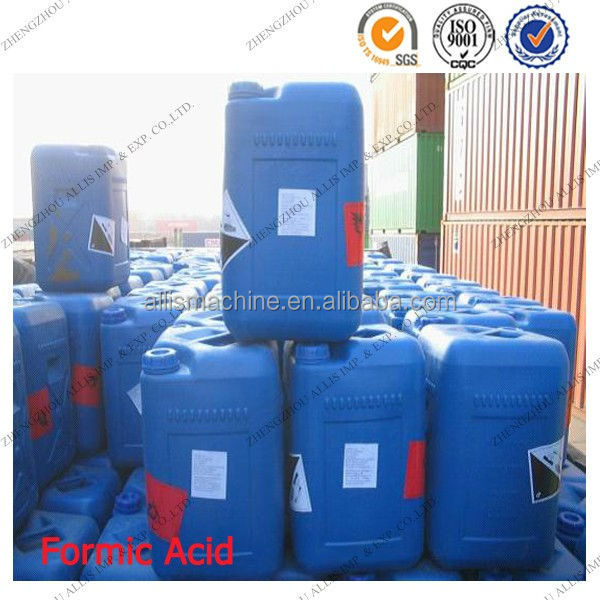 HS Code 2915120000 Chemicals Raw Materials formic acid specification