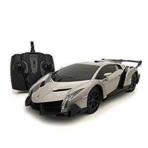 Get Quotations · R/C Lamborghini Veneno 1:18