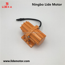 63mm 12V/24V 3600rpm Permanent Magnet DC Vibration Motor