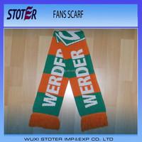 football sport scarf , soccer sport scarves
