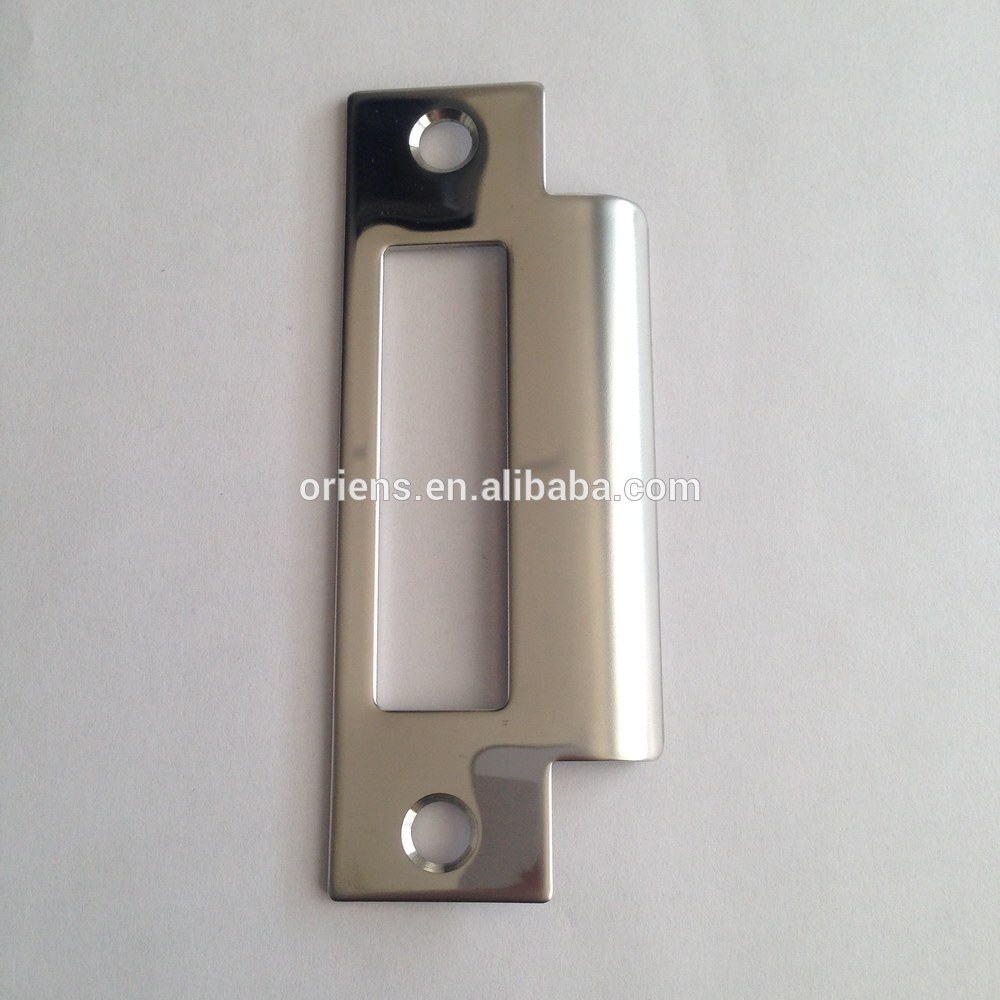 Security door lock hardware parts