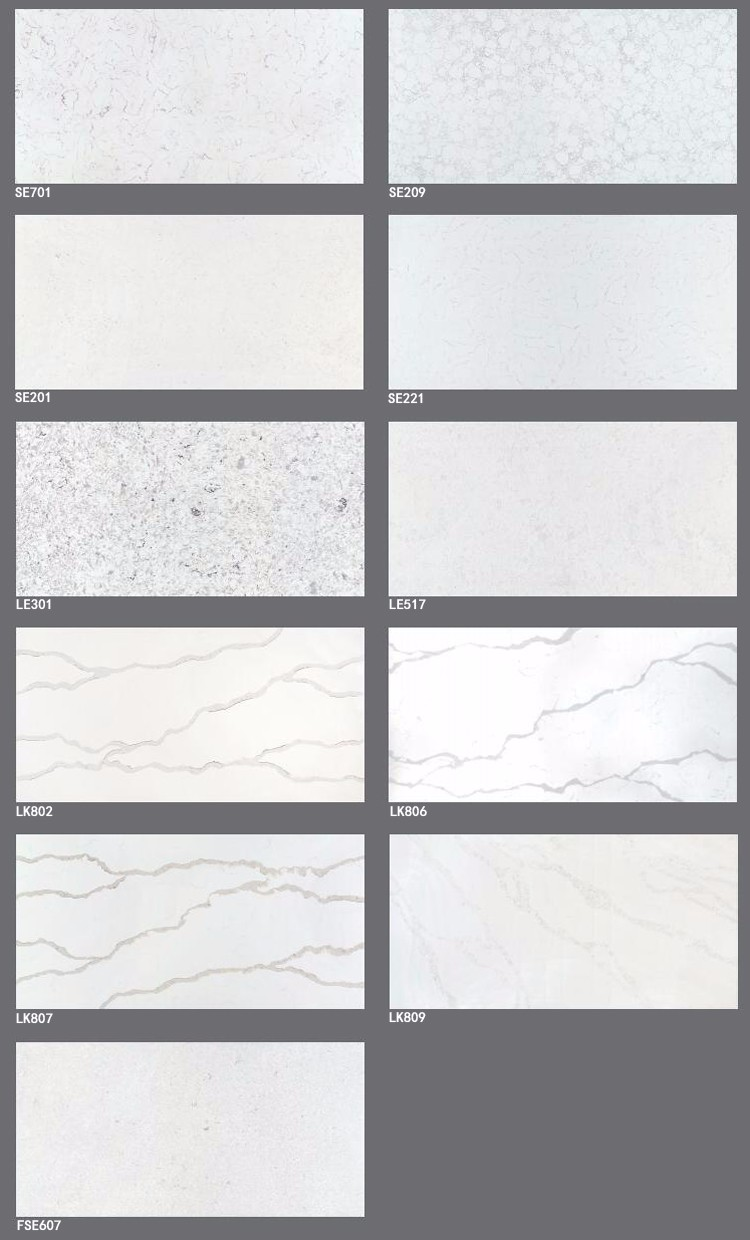 China quartz Surface Stone Slabs