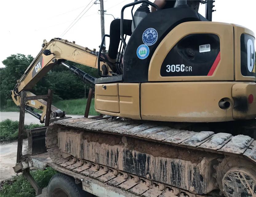 Secondhand Excavator 305 5 /307/308 /306 Caterpillar For Sale!cat/cat 305  Used Excavator Mini Crawler Excavator - Buy Used Cat Mini Excavator