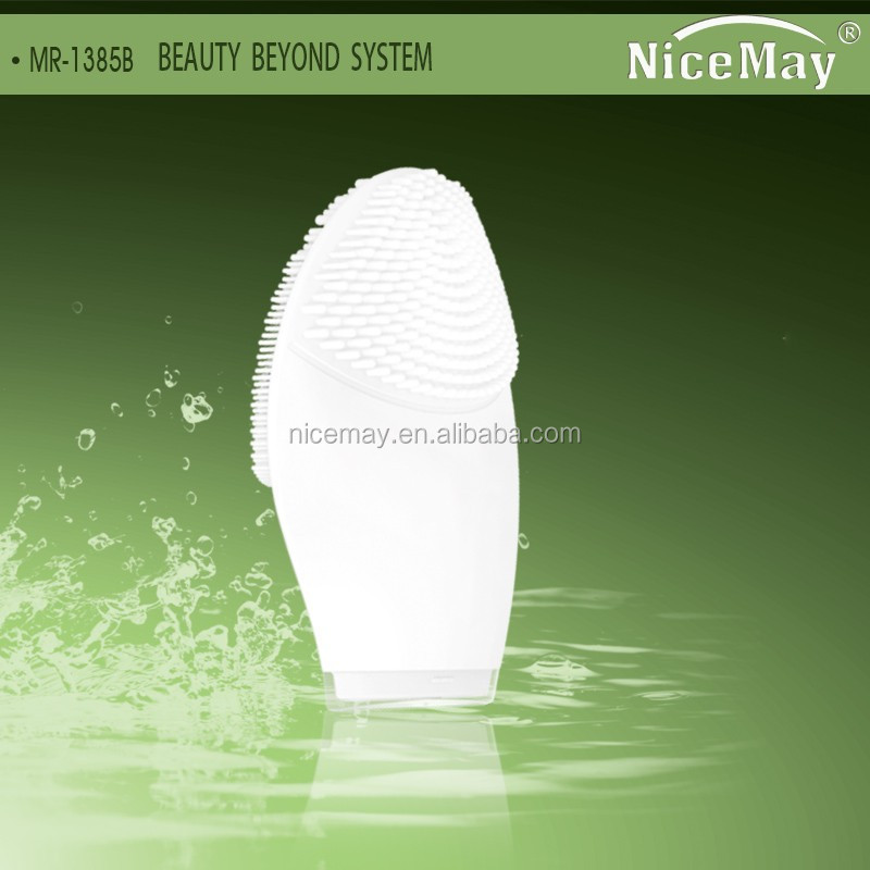 USB rechargeable facial brush smart face clean tool