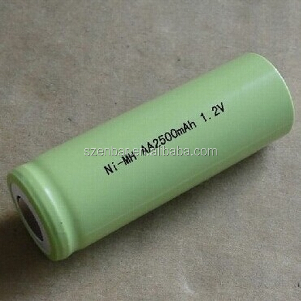 low self discharge 700mAh 1.2V AA NiMH Rechargeable battery