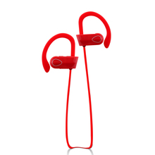 Private Design Super Mini Stereo Bluetooth Headset Active Lifestyle Ear Hooks Waterproof Earbuds--RU9