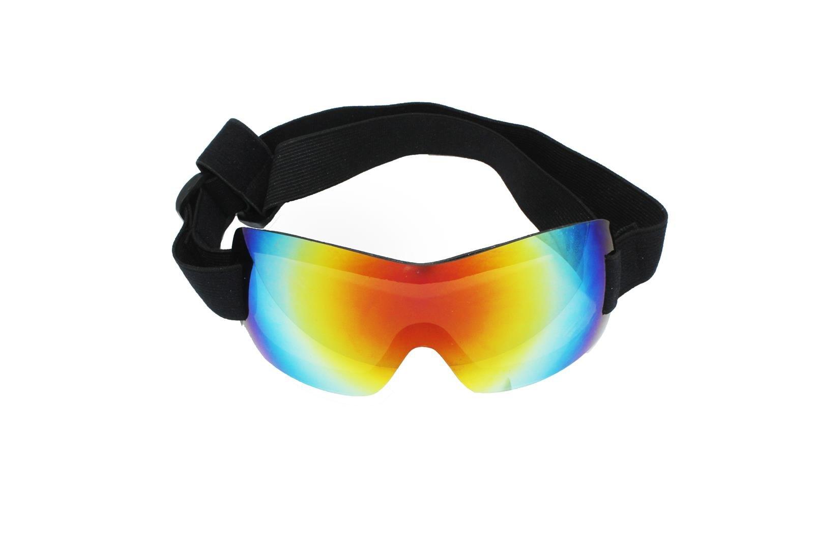 da5de980654a Get Quotations · Dog Sunglasses Ski Goggles - PetRich Eye Wear UV Protection