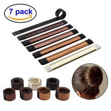 Beauty Styling Magic DIY Haar Twist Donut Broodje Maker 7 Pak