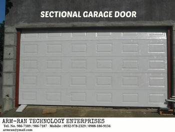 Automatic Sectional Garage Door Buy Garage Door Product