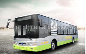 Chinese 12m electric bus price