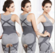2016 hot sale bamboo Charcoal Seamless Slimming Body Shaper Full Body Suit