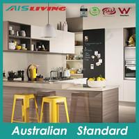 AISL012 Modern Kitchen Cabinets in stock, wholesales kitchen cabinets, MDF lacquer door kitchens