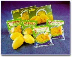 Philippine Brand Dried Mangoes.