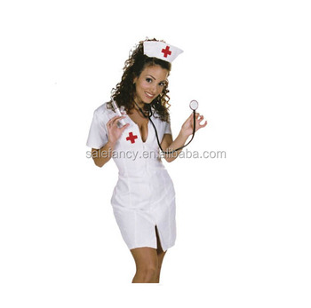 Plus Size Sexy Fancy Dress Costumes Japanese Fashionable Nurse