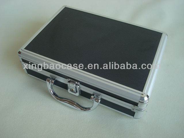 Tool box gun storage,aluminium locking gun case