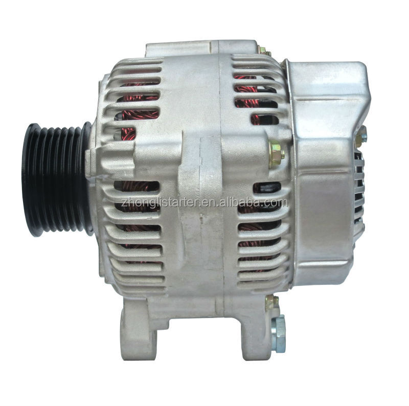 Top-quality auto spare parts rebuilt car alternator for Toyota Camry&RAV4 OEM: 27060-0H110 Lester: 11195