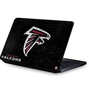 NFL Atlanta Falcons Satellite C650/C665, C655 Skin - Atlanta Falcons Distressed Vinyl Decal Skin For Your Satellite C650/C665, C655