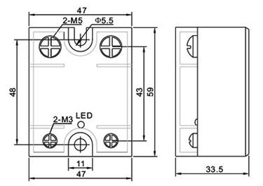 fotek solid state relay ssr 40da solid state variable SSR Relay Wiring SSR Relay Wiring