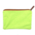 Luxury custom travel cotton toiletry make up bag