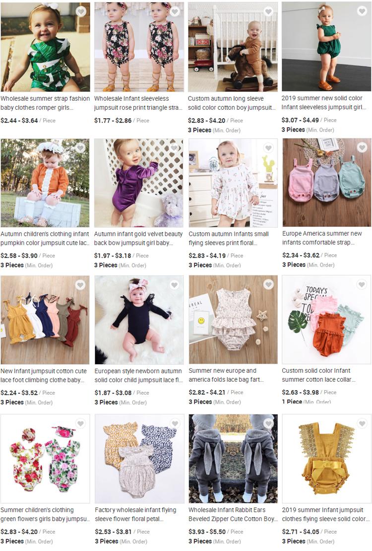 Factory customized new fashion cotton newborn infant sport clothes suit 2pcs unisex baby clothing sets