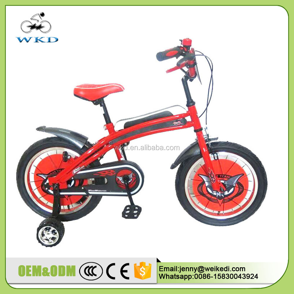 kids bicycle price for sale baby ride bike wholesale training wheels child bike