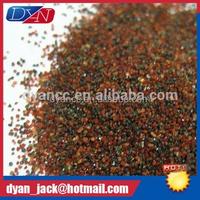 DYAN Water filtration/treatment rough garnet abrasive materials
