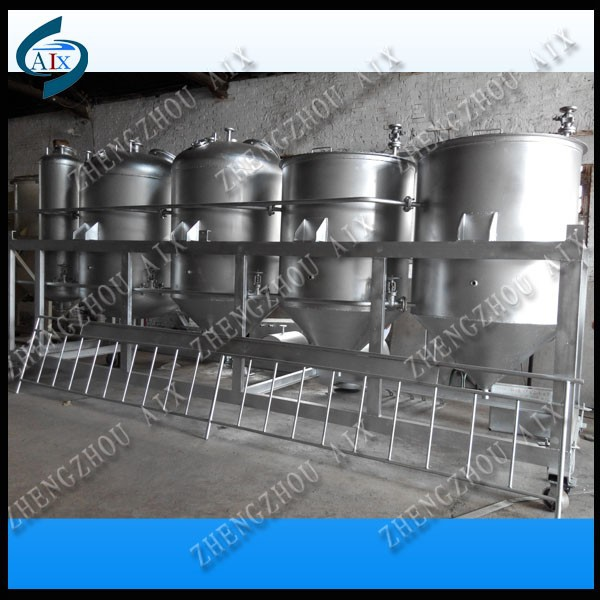 Better your life mini crude oil refinery equipment/palm oil refinery plant for sale