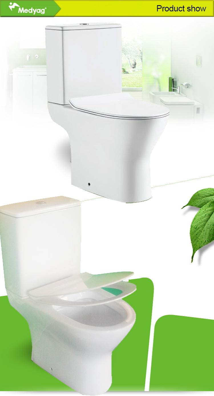 Moderne Toiletten slanke moderne toiletten waterbesparende sanitair wc buy product