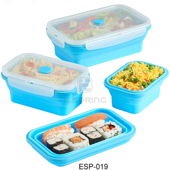 Eco-Friendly Square Food Containers Special Cute Lunch Boxes