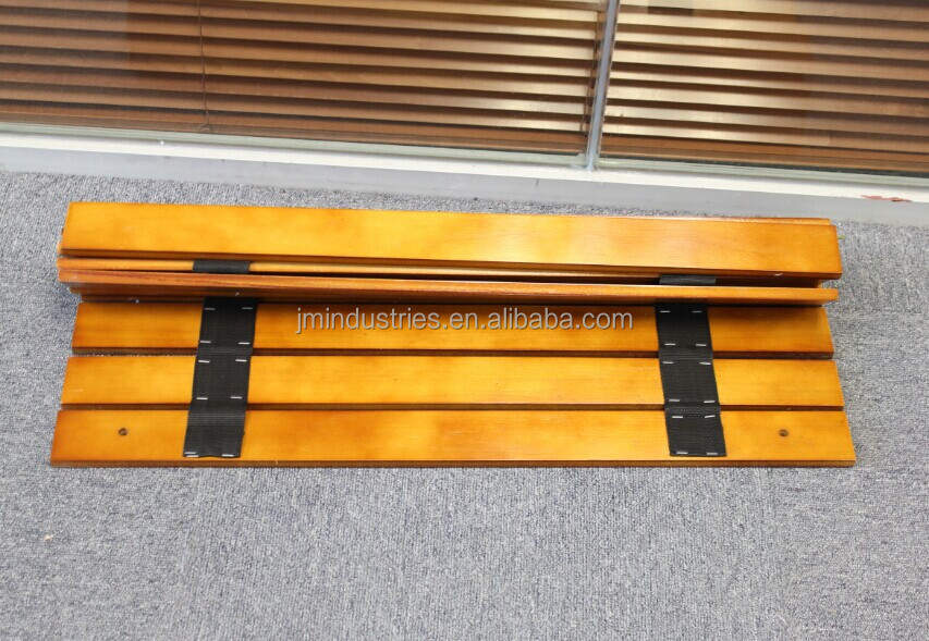 Tragbarer Faltbarer Holztisch Im Freien
